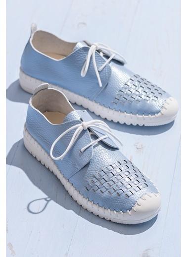 Elle Sneaker Mavi